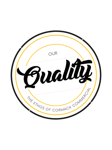 Cormack Commercial Seal of Quality