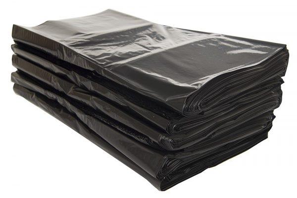 099119 - Wheelie Bin liner black 27x47x52 15kg