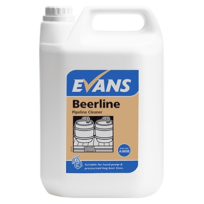 beerline product image 1 - Beerline cleaner 2 x 5Ltr