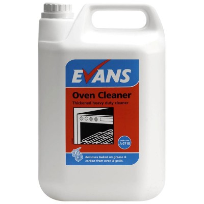 ovencleaner productimage2 - foaming oven cleaner 2 x 5Ltr