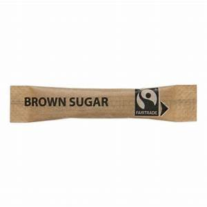th 1 - Fairtrade White Sugar Sticks 2.5g (1000)