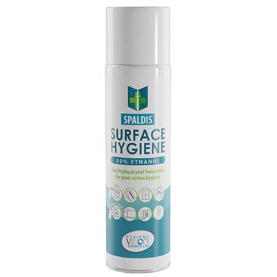 spaldis surface hygiene pis - Surface hygiene spray 80% Ethanol