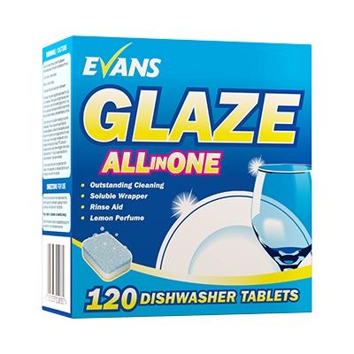 glazeallinone productimage1 - Glaze All In One Dishwasher Tablets